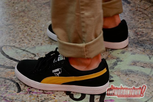 Puma-clyde-undftd-canvas-black-minieral-yellow-word-in-town