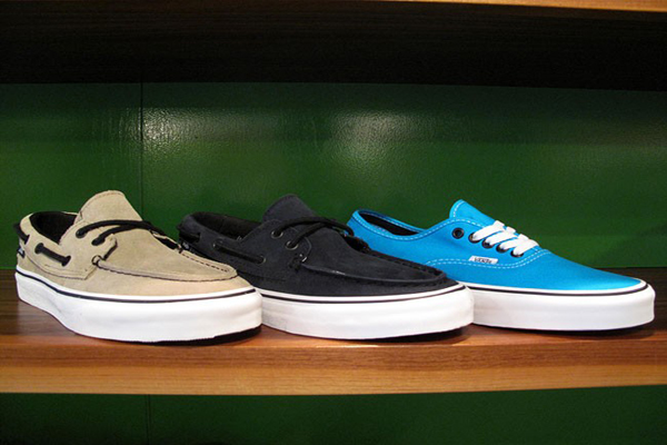 Vans Fall 2011 Classics Footwear-word-in-town
