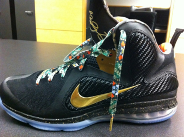 Lebron-9-Custom-Givenchy-Watch-The-Throne-Kanye-West-JayZ-sneakers-0-word-in-town