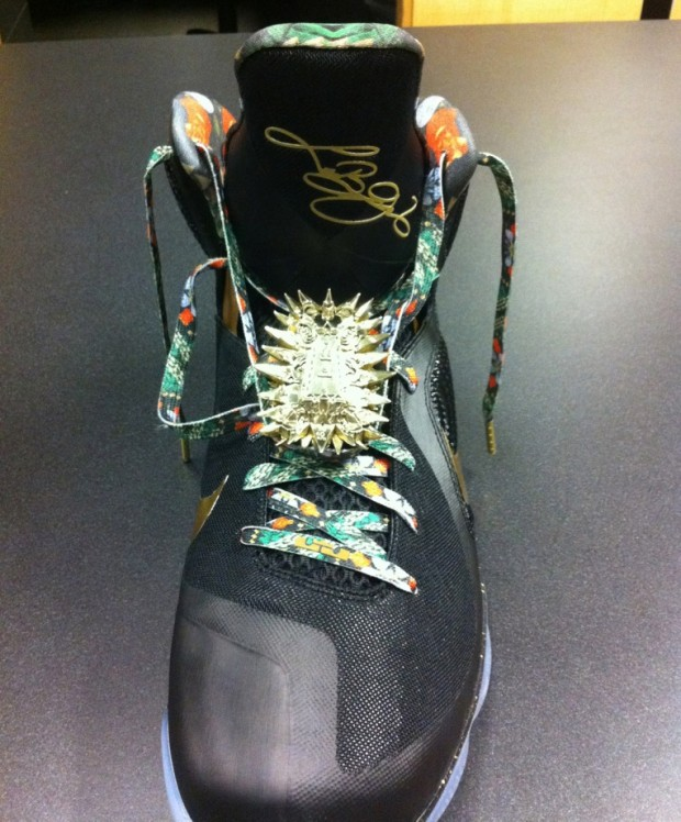 Lebron-9-Custom-Givenchy-Watch-The-Throne-Kanye-West-JayZ-sneakers-1-word-in-town