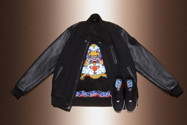 AIR-FORCE-1-LOW-SUPREME-DESTROYER-JACKET-varsity-year-of-the-dragon-sneakers