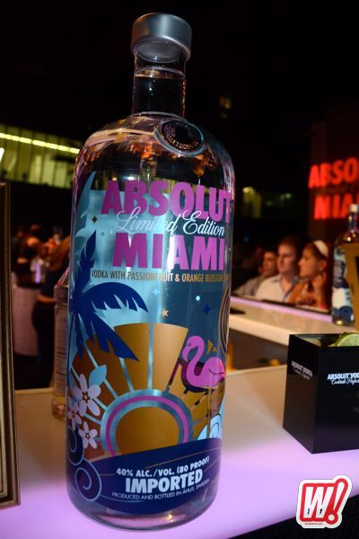 absolut-vodka-miami-limited-bottle