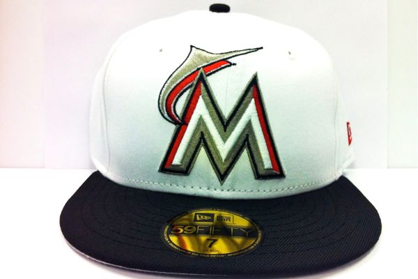 Miami-marlins-fitted-custom-new-era-59fifty-baseball-cap-hat
