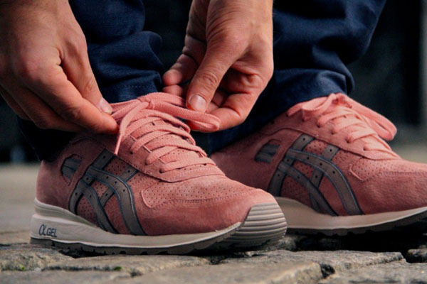 ronnie-fieg-x-asics-gt-II-rose-gold-on-feet-tease-preview