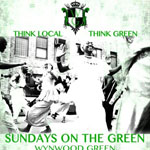 SUNDAYS ON THE GREEN FEBRUARY