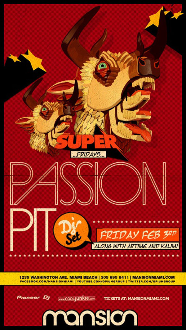 Super+Fridays at Mansion-passion-pit