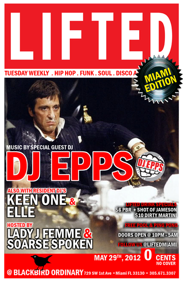LIFTED-Tuesday-dj-epps-miami