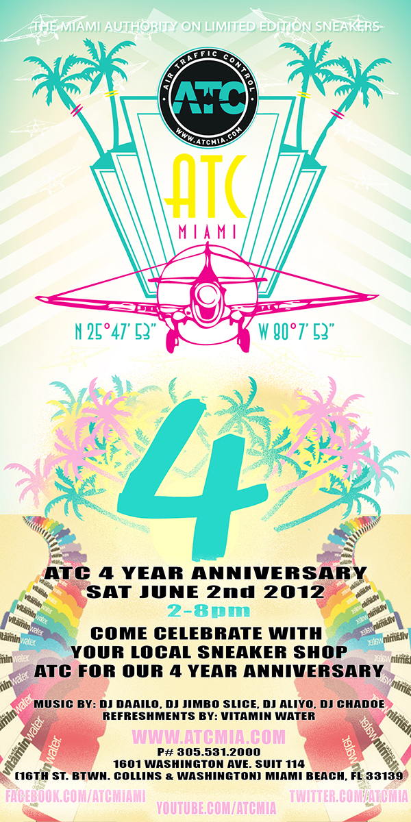 ATC 4 YEAR-anniversary-celebration-giveaways- PARTY