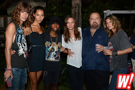 Jacob-Dekat-Stephanie-Cordoba-Prince-Chenoa-Michelle-Sanchez-Simon-Parra-Arlette-Carlin-de-Sanchez-soho-house-swim-week-mercedes-benz-tara-ink