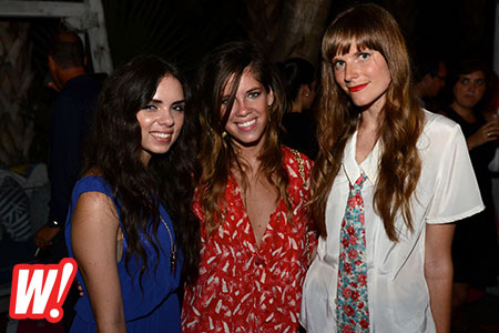 Daniela-Ramirez-Tatiana-torres-Steffy-Kincman-cosmopolitan-summer-splash-mercedes-benz-swim-week-soho-beach-house