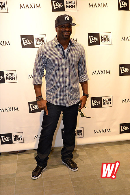 new-era-miami-flagbearer-DJ-Irie-maxim-magazine-in-store-hometown-hotties-event
