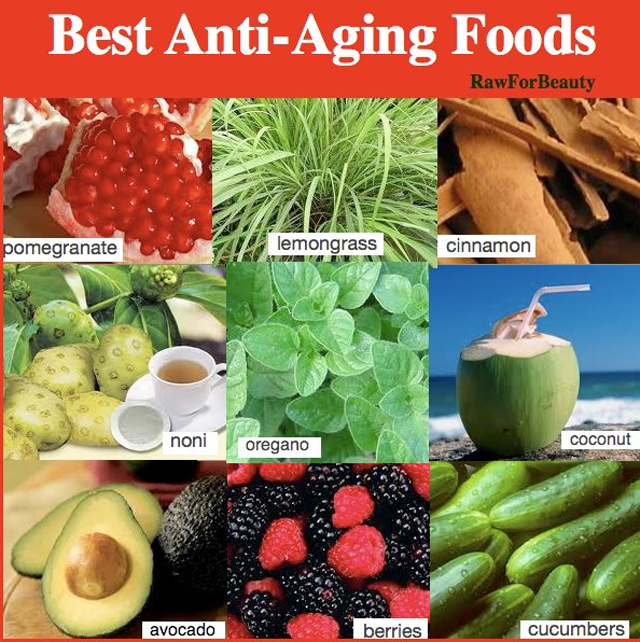 Food-Healthy-Diet-Anti-Aging-Beauty