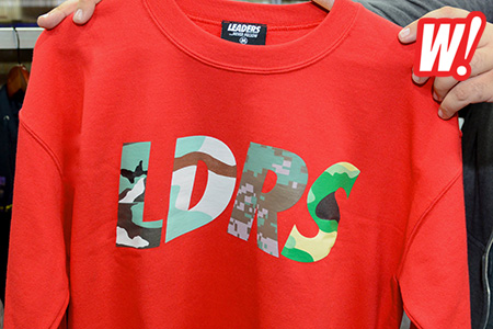 LDRS-apparel-camo-hoodie-fall-2012-tee-shirts-burn-rubber-chicago-lead-never-follow