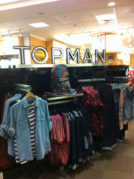 Top Shop-Women-Fashion-British-Miami-Dadeland-Nordstrom -London-Top Men