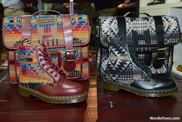 Dr-Marten-x-Pendleton-collection-fall-2012-boot-satchel-bag-accessories-footwear-classics-flannel