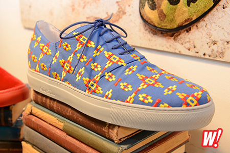 Del-Toro-Blue-Mens-Sneaker-Aztec-Embroidered-footwear-luxury-lifestyle