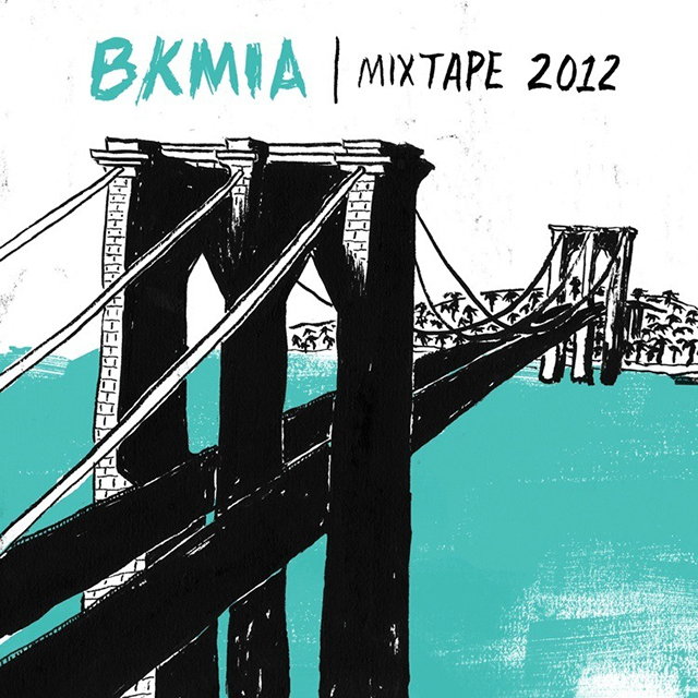 BKMIA MIXTAPE 2012