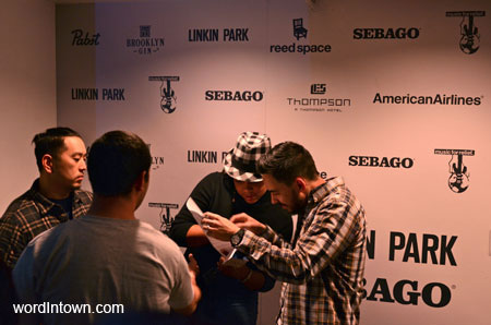 Linkin-Park-x-sebago-reed-space-new-york-2