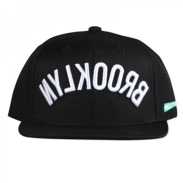 "MIGHTY HEALTHY ""BROOKLYN"" Snapback New For Spring 2013 – Word In Town 575226d21dc"