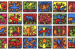 keith-Haring-collage-Haring-Miami-Moore-building-