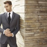BLACK by Vera Wang Exclusively at Mens Wearhouse