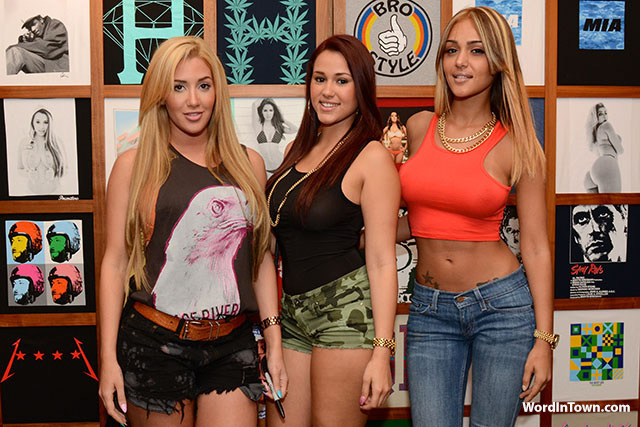 Claudia-Sanpedro-Iesha-Marie-rosanna-castillo-mia-skateshop-van-styles-420-event-streetwear-girls