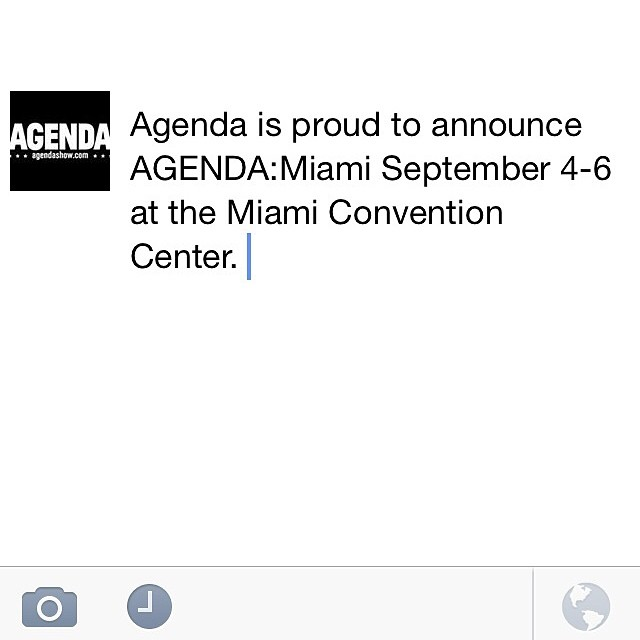 Agenda-Show-Coming-To-Miami-