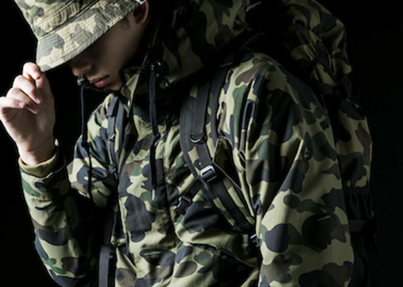 Bape-Fall-Winter-2014-camo-hat-jacket-backpack