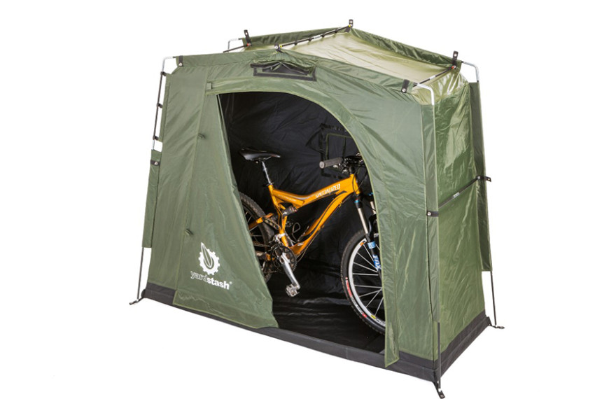 Yardstash-outdoor-storage-tight-places-bikes-gear-store-it-safe