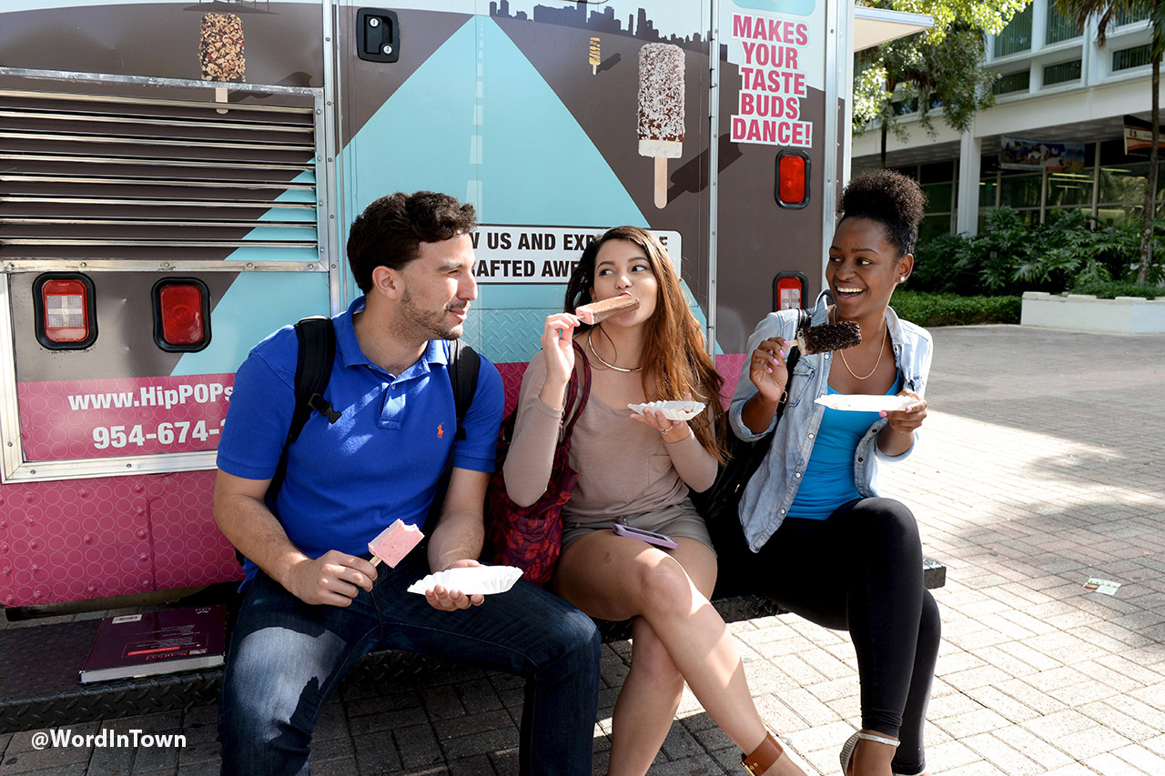 HipPop-bars-University-of-Miami-dessert-delicious-sweet-good-natural-kosher-friends-fun-florida