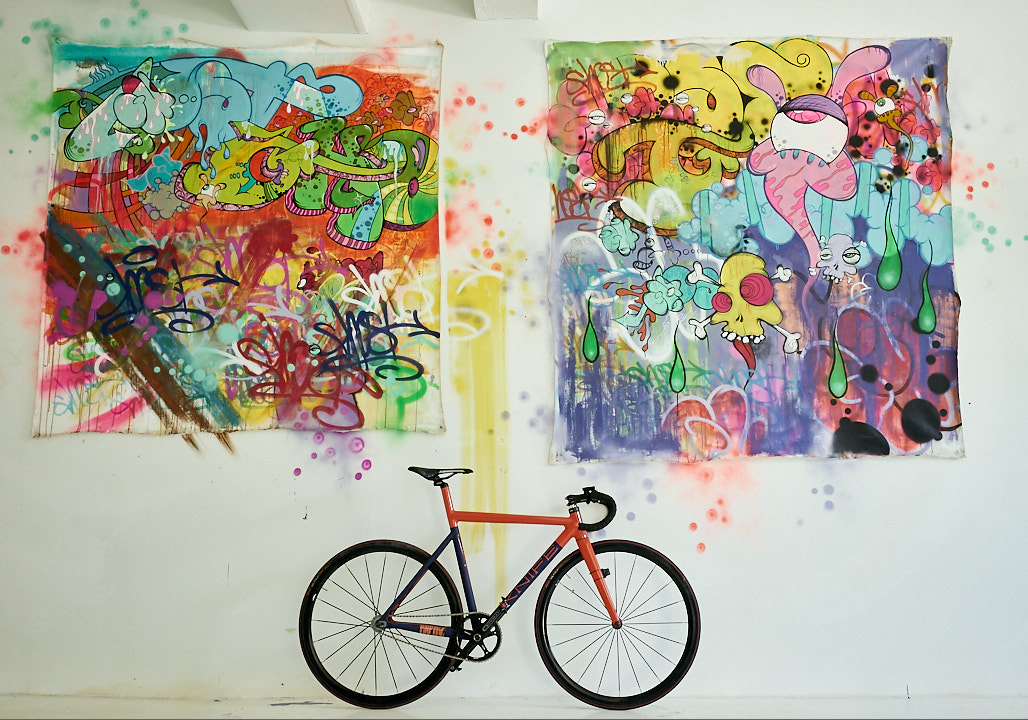 Hausammann_Gallery_Knife_Bike_Miami_JRomero_Wordintown_Wynwood_Jan_2017